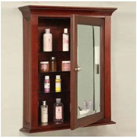 wooden mirror cabinet bathroom simple wooden bathroom medicine cabinet with mirrored door