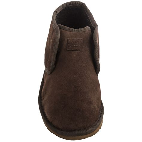 turkey slippers o neill surf turkey suede slippers for save 69