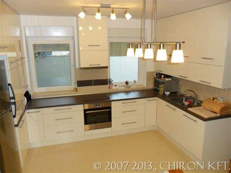 Kitchen Base Cabinet Sizes by Chiron Kft Egyedi Konyhab 250 Torok Gy 225 Rt 225 Sa Elemes B 250 Tor