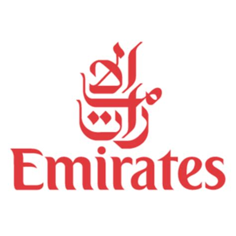 emirates logo emirates airlines 126 logo vector logo of emirates