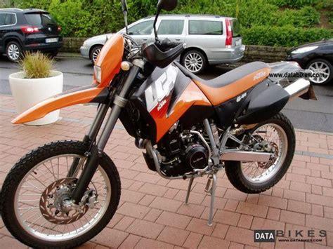Ktm 640 Enduro 2007 Ktm 640 Lc4 Enduro Moto Zombdrive