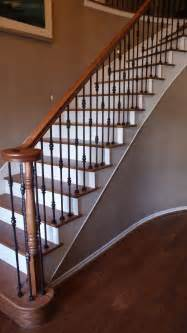 Banister Metal Spindles 17 Best Ideas About Iron Balusters On Iron