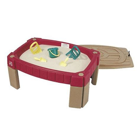 Step 2 Table by Naturally Playful Sand Table Sand Water Play Step2
