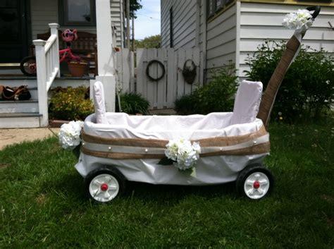 Decorating A Wagon For A Wedding best 25 wedding wagons ideas on