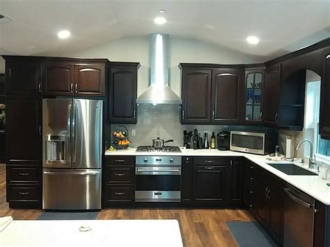 Complete Second Kitchen by Custom Kitchen Remodel In Newport Esoteric Woodcraft