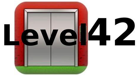 100 Floors Level 42 Cheats - 100 floors level 42 walkthrough doovi