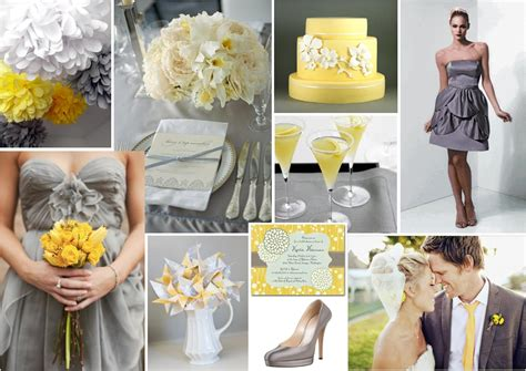 grey is golden theme one white dress