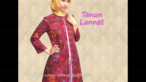 Tunic Tenun by Tunic Batik Tenun With Simple Design Album Collection