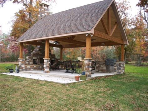 Backyard Pavilion Plans Ideas 1000 Ideas About Outdoor Pavilion On Pinterest Backyard
