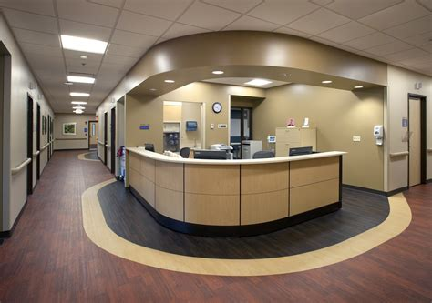 Interiro Design by Architection Norton Hospital Brain Tumor Clinic Architection