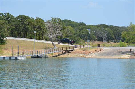 public boat launch jack lake arrowhead park r lake lewisville