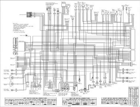 kawasaki 650 wiring diagram wiring diagram with