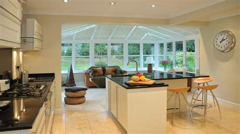 Kitchen Window Sill Ideas vinyl garden window kitchen conservatory extension