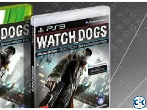 Bd Ps3 Kaset Watchdogs ps3 new and avaliable now clickbd