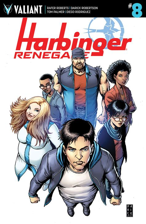 harbinger renegade volume 2 books harbinger renegade 8 valiant comics the comic book