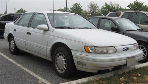 ford lx file 2nd ford taurus lx jpg wikimedia commons