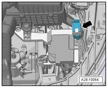 Audi Workshop Manuals > A1 > Power unit > TDI injection ... J179