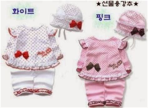 Setelan Kity baju bayi dan anak baju anak perempuan setelan