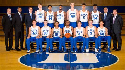 duke basketball team 2015 men s basketball roster duke university blue devils