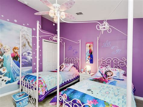 Disney Room Decor 15 Disney Inspired Rooms That Will Make You Want To Redo Your Kid S Bedroom Thethings