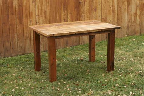 kitchenette tables arbor exchange reclaimed wood furniture reclaimed wood