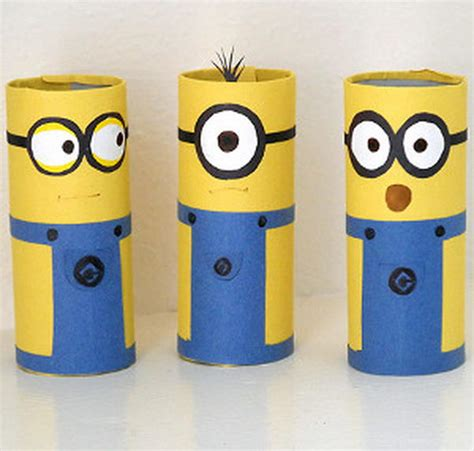 Free Toilet Paper Roll Crafts - 150 toilet paper roll crafts hative