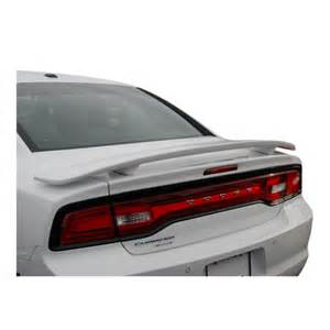 2011 Dodge Charger Spoiler 2011 2014 Dodge Charger Spoiler 99 Painted Spoiler And