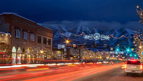 colorado springs christmas lights tour main street steamboat springs downtown steamboat