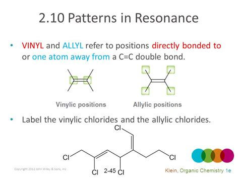 resonant pattern formation in a chemical system 2 1 representing molecules ppt video online download