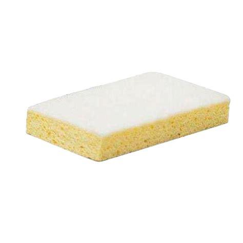 Scrub Gold granite gold scrub sponge gg0022 the home depot