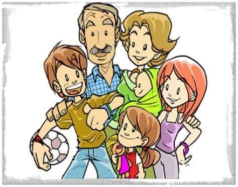 imagenes feliz en familia imagenes de caricaturas de familias imagenes de familia