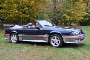 1988 ford mustang gt convertible for sale 1988 ford mustang gt 5 0 h o convertible no reserve for