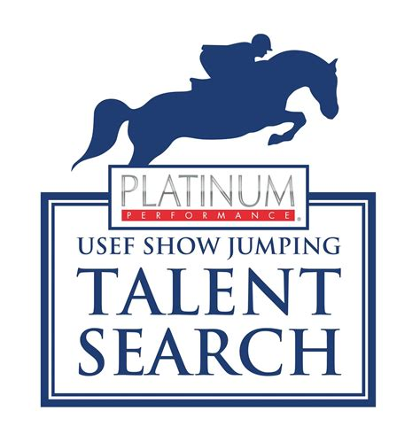 Talent Search Platinum Performance Usef Show Jumping Talent Search Us Equestrian