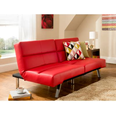 asda sofa bed red leather sofa bed asda mjob blog