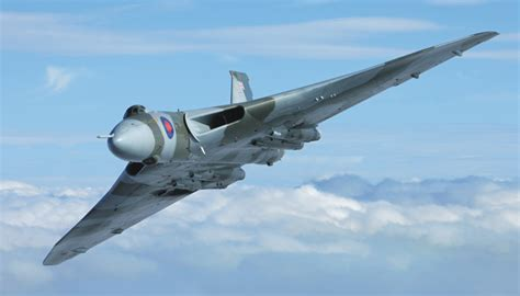 Boomber Voolcon the vickers armstrongs valiant was a four jet bomber once part of the royal air s