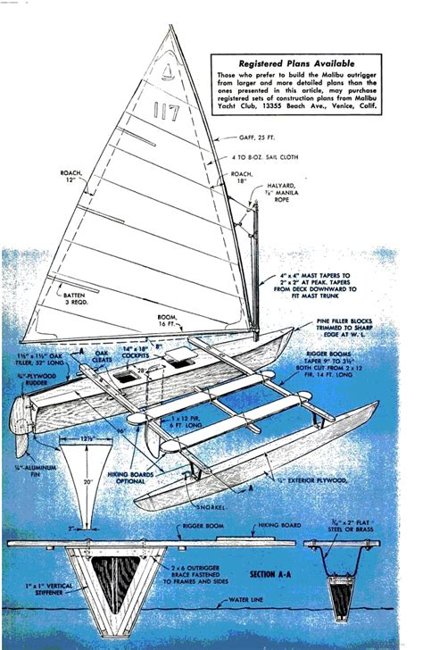 boat supplies oahu tacking outrigger mailbu outrigger outrigger boats