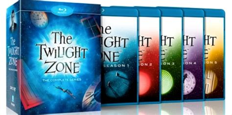 The Twilight Zone Complete Set Season 4 Bluray scary review the twilight zone complete series