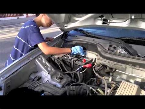 Honda Crv Battery Replacement Cr V Battery Replacement Peak