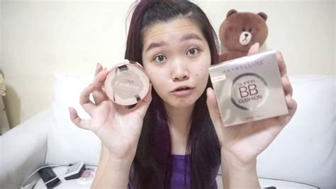 Maybelline Bb Cushion Review Indonesia maybelline bb cushion vs loreal magic lumi cushion