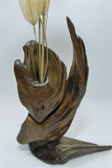 Driftwood Vase by Driftwood Vase 183 Driftwood Secrets 183 Store Powered By Storenvy