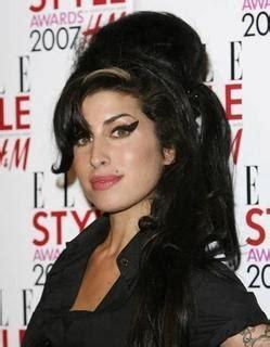 Be Afraid Of Winehouses Hair by Funky Hairstyles