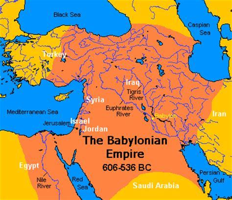 middle east map babylon babylonia code of hammurabi crystalinks