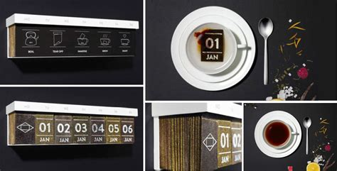 desain kalender yang unik cara desain 18 desain meja yang paling menakjubkan unik