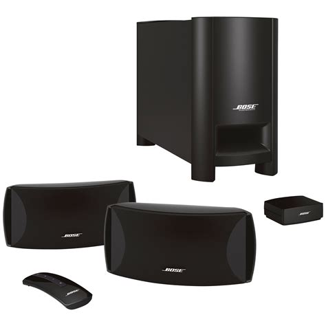bose cinemate ii 2 1 home cinema speaker system with