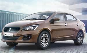Suzuki Sx2 Maruti Ciaz Zxi Zdi Variants Launch Price Specs Features
