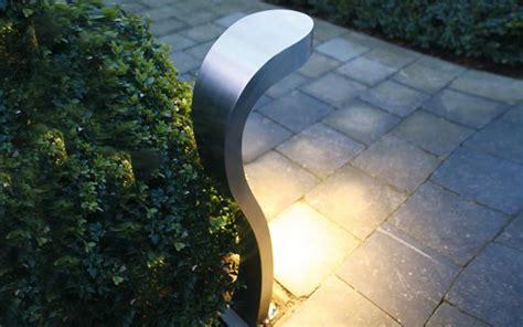 eclairage exterieur inox borne eclairage terrasse borne with borne