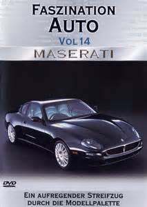 Maserati Dvd Faszination Auto 14 Maserati Dvd Oder Leihen