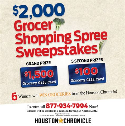 Grocery Giveaway Contest - sweepstakes contests funny images gallery