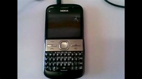 resetting nokia e5 reset nokia e5 youtube