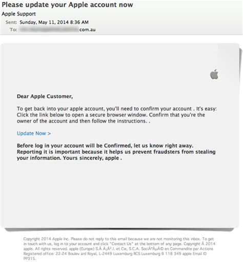 email apple support indonesia apple icloud security scam experts warn of hoax emails